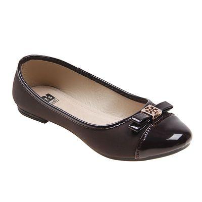 Туфли повседневные детские, цвет коричневый, размер 33 (арт. LLK 0050-8)