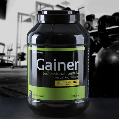Гейнер 4 кг ваниль