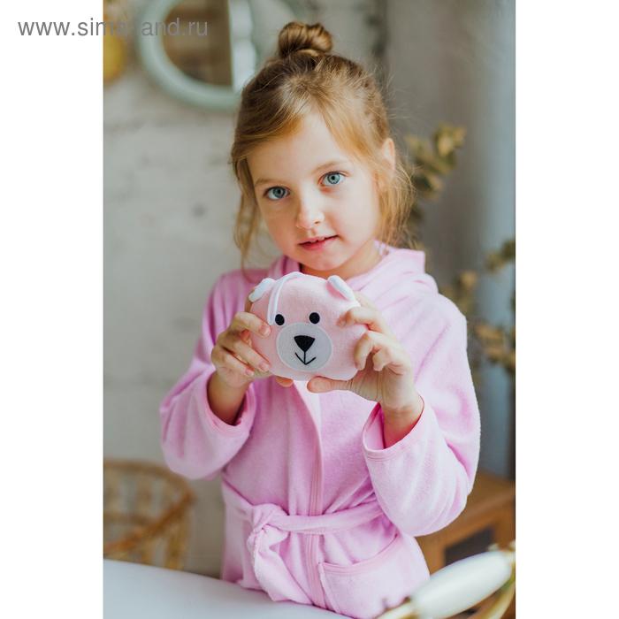 "Washcloth children's ""Animals"", MIX color"