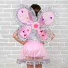 """Карнавальный набор """"Цветочек"""", юбка, крылья, 5-7 лет"""