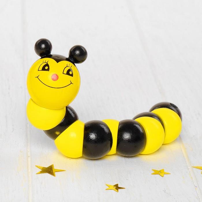 Головоломка-змейка «Пчёлка» - фото 1026510