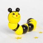 Головоломка-змейка «Пчёлка» - фото 1026511