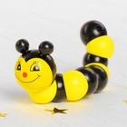 Головоломка-змейка «Пчёлка» - фото 1026512