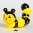 Головоломка-змейка «Пчёлка» - фото 1026513