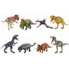 Динозавр со звуковым эффектом, цена за штуку, МИКС