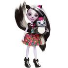 Кукла Enchantimals с любимой зверюшкой, МИКС