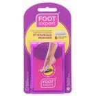 Гидроколлоидный пластырь Foot Expert размер 2х6 см, 6 шт в упак