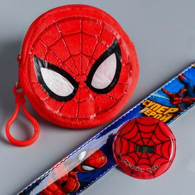 Кошелек с часами «Самый крутой», Человек-паук