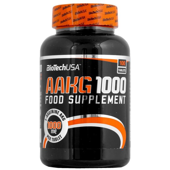 ААКГ BioTech 1000 мг, 100 таб