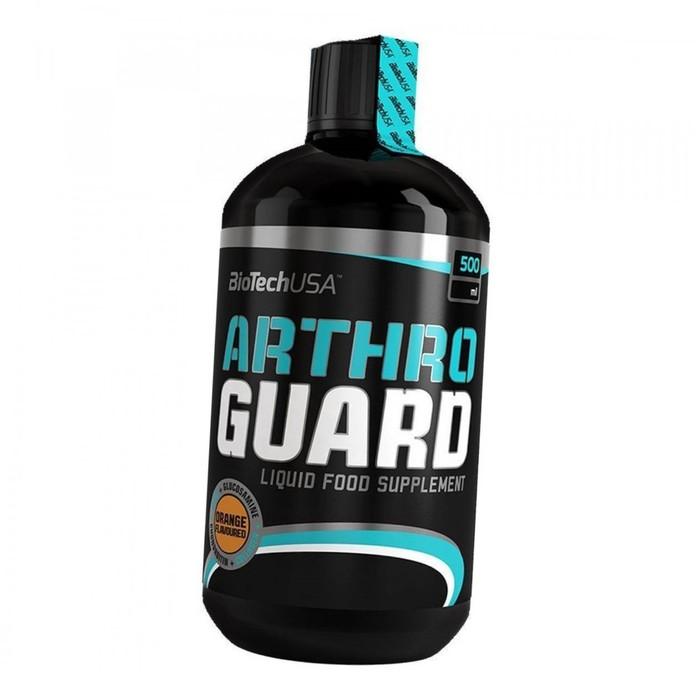 Хондропротектор BioTech artro guard liquid апельсин, 500 мл