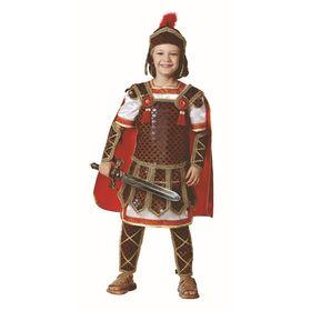 Карнавальный костюм «Гладиатор», текстиль, размер 40, рост 158 см