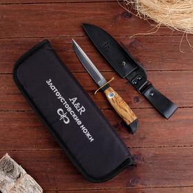 """Нож """"Финка-2"""", рукоять карельская береза"""