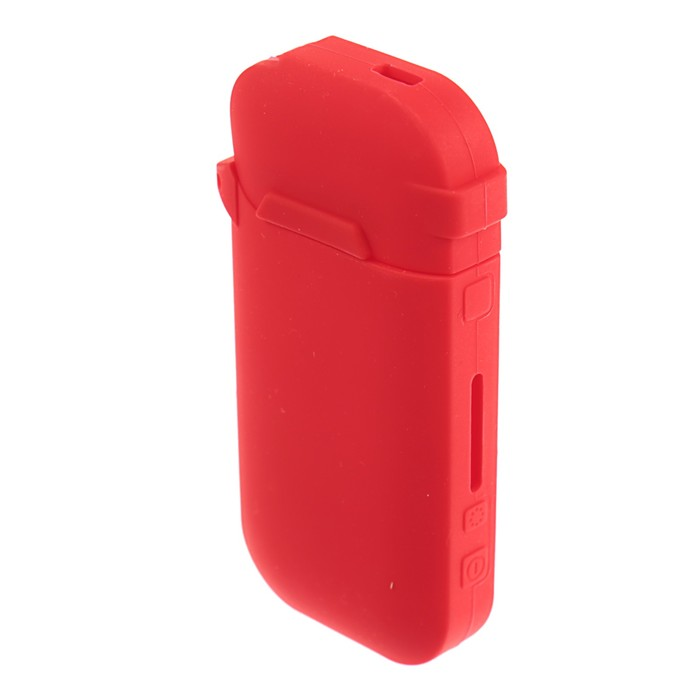 Чехол силиконовый, для устройства IQOS, красный