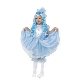 Карнавальный костюм «Мальвина», текстиль, размер 30, рост 116 см