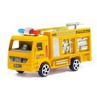 Машина инерционная «Пожарная», цвета МИКС - фото 105656541