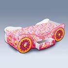 Кровать-карета «Сакура» с ящиком