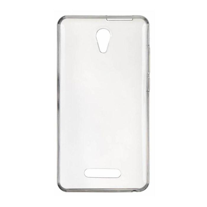 Бампер Digma для Digma LINX C500/CITI Z510/VOX S506/S507S504 прозрачный