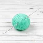 Крючок для вязания тунисский, двусторонний, d=3,5мм, 30см