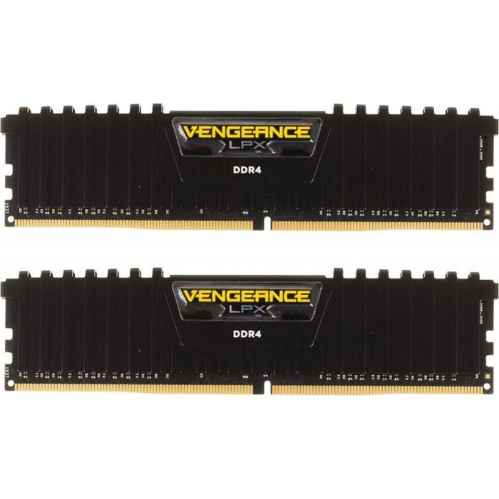 Память DDR4 2x4Gb 2400MHz Corsair CMK8GX4M2A2400C14 RTL PC4-19200 CL14 DIMM 288-pin 1.2В