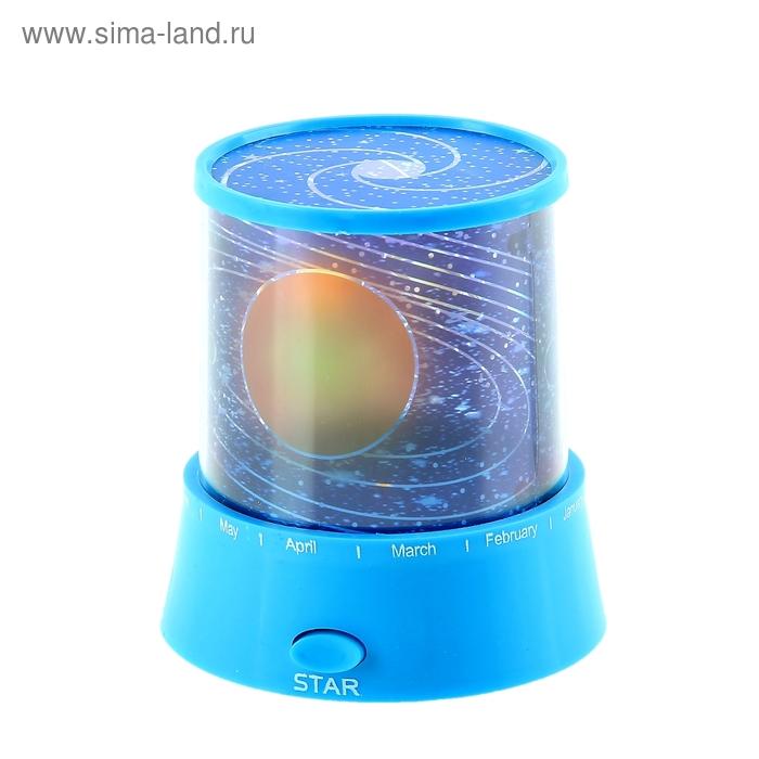 """Ночник-проектор """"Планеты"""""""