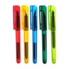 Школьная перьевая ручка с картриджем Centropen Ruby 2116