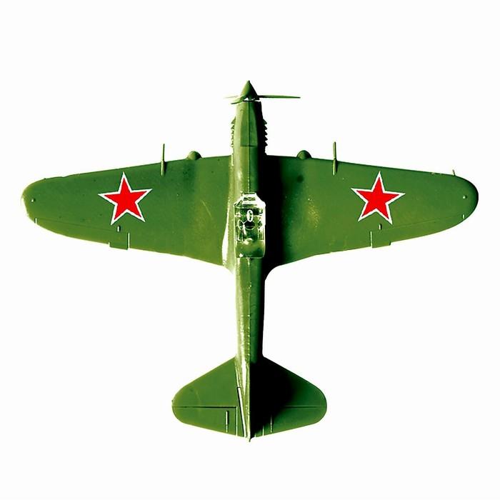 """Сборная модель """"Советский штурмовик Ил-2"""""""