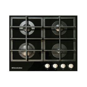 Варочная поверхность Electronicsdeluxe GG4 750229F-012, газовая, стекло черное
