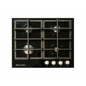 Варочная поверхность Electronicsdeluxe TG4 750231F-040, газовая, черный глянец