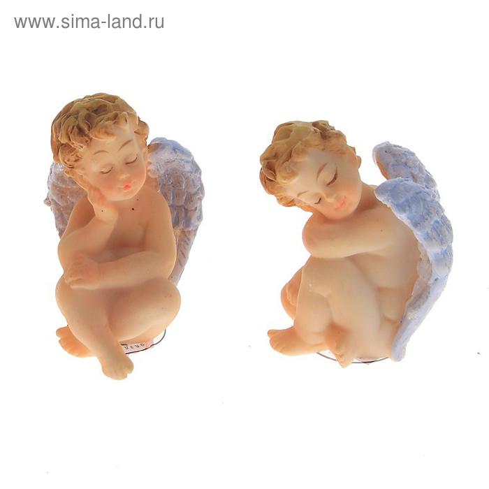 """Сувенир """"Ангелочек-мечтатель"""", МИКС"""
