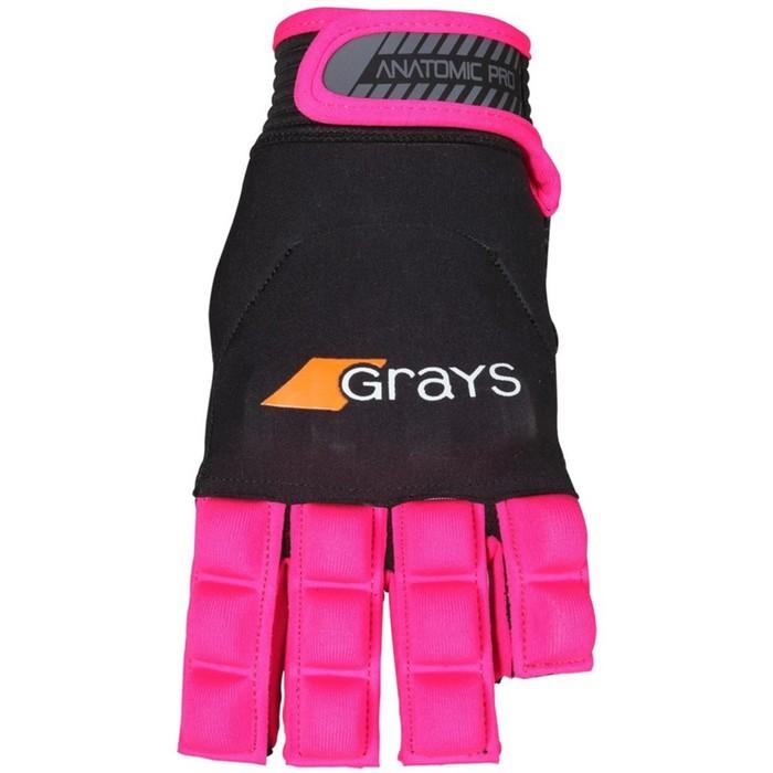 Перчатка GRAYS ANATOMIC PRO GLOVE Взросл(SR) цвет черный/розовый S 6203504