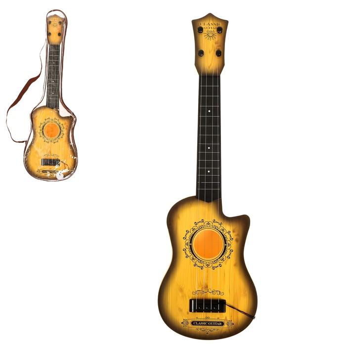 Музыкальная игрушка гитара «Музыкант»
