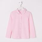 Блузка для девочки, рост 122 см, цвет розовый 2S6-001-11811