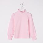 Блузка для девочки, рост 128 см, цвет розовый 2S6-007-11811