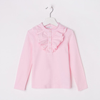 Блузка для девочки, рост 122 см, цвет розовый 2S6-008-11811