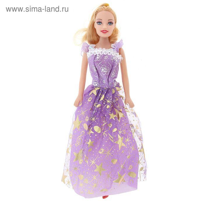 """Кукла """"Красавица"""", цвета МИКС, 28 см"""