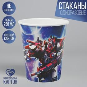 Стакан бумажный «Трансформер» в Донецке