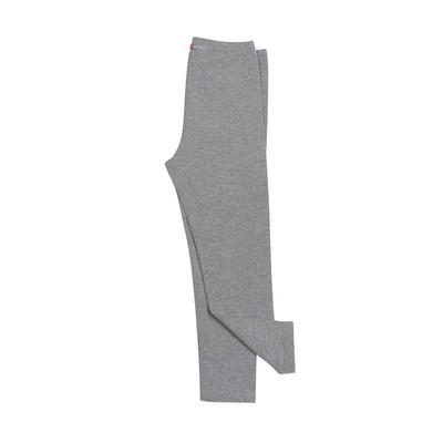 Брюки для девочки, рост 152 см, цвет серый