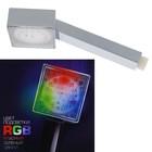УЦЕНКА Лейка на душ с подсветкой LED RGB c датчиком температуры LD-004
