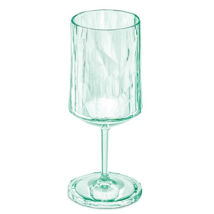 Бокал для вина Superglas CLUB NO. 4, 350 мл, мятный