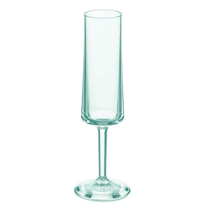 Бокал для шампанского Superglas CHEERS NO. 5, 100 мл, мятный