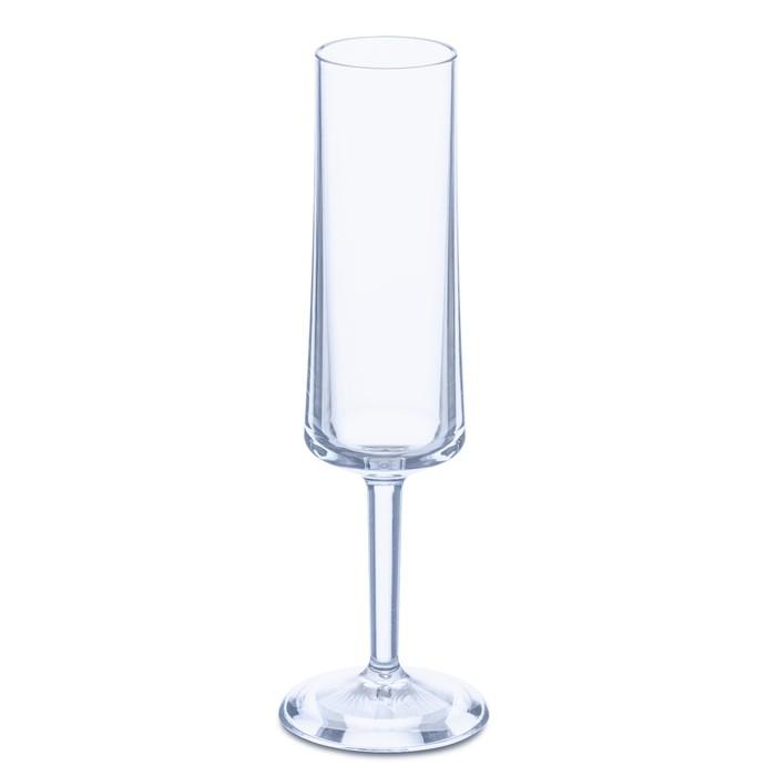 Бокал для шампанского Superglas CHEERS NO. 5, 100 мл, синий