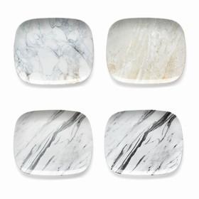 Набор тарелок Fusion Carrara, 4 шт