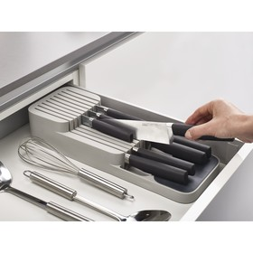 Органайзер для ножей DrawerStore, компактный