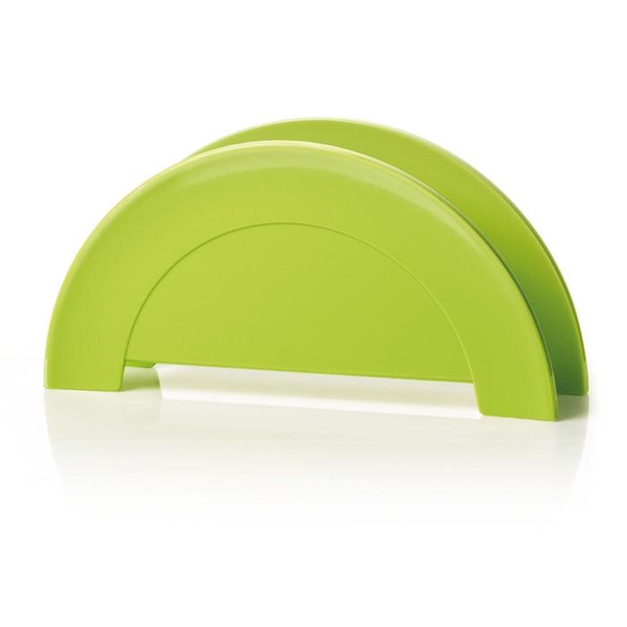 Салфетница Forme Casa, зеленая