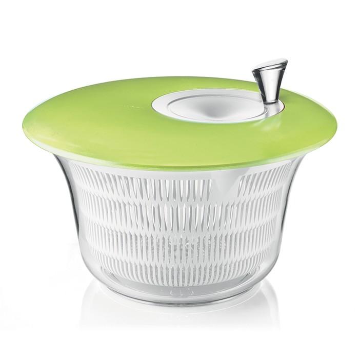 Сушилка для салата Forme Casa, зеленая