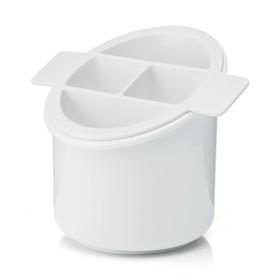 Сушилка для столовых приборов Forme Casa Classic, белая