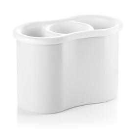 Сушилка для столовых приборов Forme Casa, белая