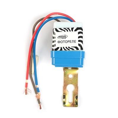 Фотореле 6 А, 1300 Вт, IP 44, 220 В
