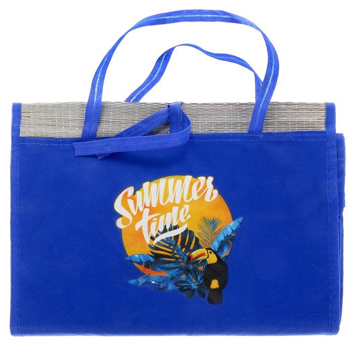 """Пляжный коврик """"Summer time"""", 60 х 170 см"""