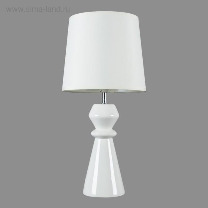 """Настольная лампа """"Венеция"""" 1x40Вт E14 МИКС 21х21х43см."""